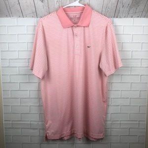 Vineyard Vines Performance Golf Shirt M